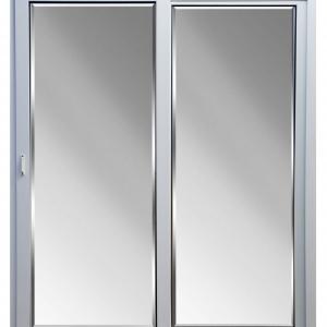 UPVC Sliding Closet Door